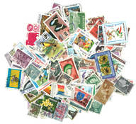 Worldwide - 200 different stamps - From 200 countries