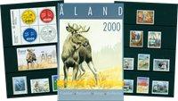 Åland årsmappe 2000