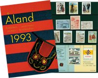 Åland 1993 Collection annuelle