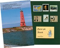 Åland 1992 Collection annuelle