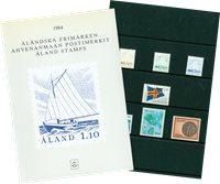 Åland 1984 Collection annuelle