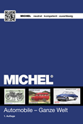 Michel catalog Cars World Wide 2015