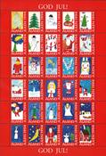 Aland - Viñeta de Navidad 1994