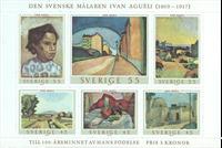 Sverige Agueli 1969