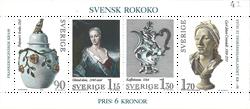 Sverige Rokokko 1979