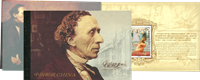 China - H.C. Andersen 200 year - Mint booklet