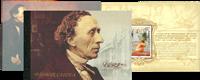 Kina - H.C. Andersen 200 år - Hæfte - Postfrisk hæfte