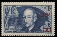 France 1940 - YT 493 - Neuf avec charnière