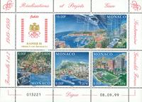 Monaco - Réalisations Projets