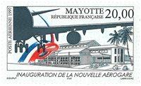 Mayotte - Ny terminal