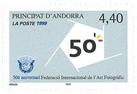 Fransk Andorra 1999 - Art Photographique