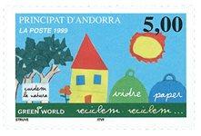 Andorre francais - Recyclons