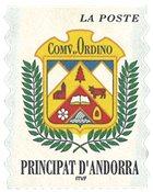 Fransk Andorra - Courant *Comú d'Ordino*