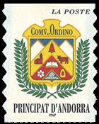 Andorre francais - Courant *Comú d'Ordino*
