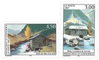 Fransk Andorra 1997 - Moulins