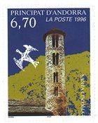 Fransk Andorra 1996 - Santa Coloma