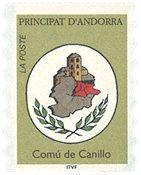 Fransk Andorra - Courant *Comú de Canillo*