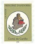 Andorre francais - Courant *Comú de Canillo*