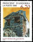 Andorre francais - Saint Roma Les Bons