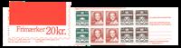 Denmark - Stamp booklet 1989 - AFA 4