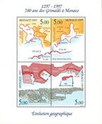 Evolution geographique