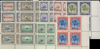 Groenland - Emission américaine 1945 - bloc de 4 n  euf
