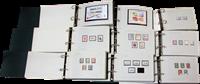 Scandinavia collection in 9 binders