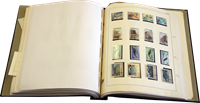 FÄR-SAARET - kokoelma ajalta 1975---96 DAVO-kansio