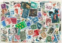 Norge - frimærkepakke 1000 forskellige