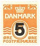 Danmark - AFA nr. 361x - Ubrugt