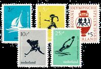 Nederland 1956 - Nr. 676-680 - Postfris