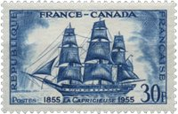France 1955 - YT 1035 - Neuf
