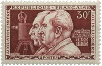 Frankrig - YT1033 - Postfrisk