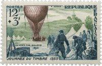 France 1955 - YT 1018 - Neuf
