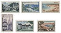 Frankrig - YT 976-81 - Postfrisk