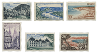 France - YT 976-81 - Mint