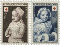 Frankrig - YT 914-15 - Postfrisk