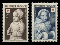 France 1951 - YT 914-15 - Neuf