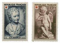 Frankrig - YT 876-877 - Postfrisk
