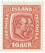 IJsland 1907 - AFA nr. 53 postfris