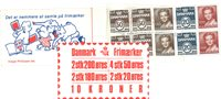 Danemark - Carnet de timbres - AFA 7 1982