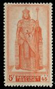 Belgium 1946 - OBP 742 - Unused