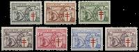 Belgium 1934 - OBP 394-400 - Unused