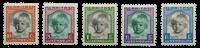 Luxemburg 1931 - Michel 240-44 - Postfris
