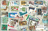 Eastern Europe 3000 different stamps