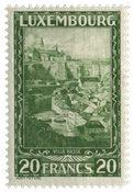 Luxembourg - Landskaber 1931- Ubrugt (Mi. 238)