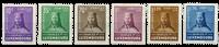 Luxemburg - Michel 284-89 - Postfris