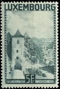 Luxembourg - Landskaber 1934- Ubrugt (Mi. 258)