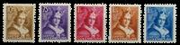 Luxemburg - Michel 252-56 - Postfris