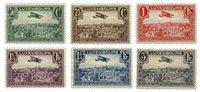 Luxembourg 1931-1933 - Michel 234-37 et 250-51 - Neuf avec ch.